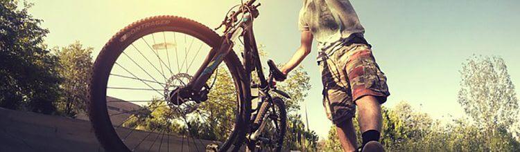 תמונת נושא עבור נזק גוף בטיול אופניים