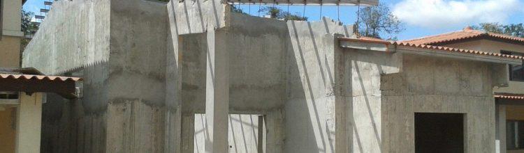 תמונת נושא עבור הריסת גג שנוצק מבטון שלא עמד בדרישות התקן