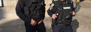 פיצוי בגין כליאת שווא ותקיפה של שוטרים