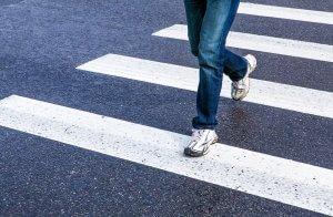 תביעת תאונת דרכים הולך רגל
