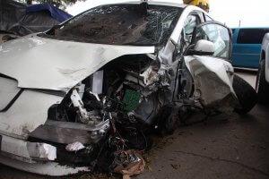 """מונית התנגשה ברכב פרטי: הנוסעת תפוצה ב-103 אלף ש""""ח"""