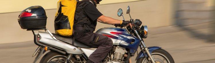 תמונת נושא עבור שליח נפצע בתאונה על אופנוע: יפוצה בכ-635 אלף ₪