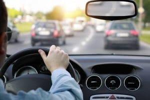 תאונת דרכים בדרך אל העבודה או בחזרה מן העבודה