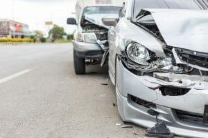 תאונת דרכים פגע וברח