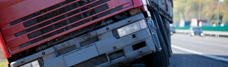 תמונת נושא עבור נפגע בתאונת דרכים בעבודה בזמן ירידה ממשאית